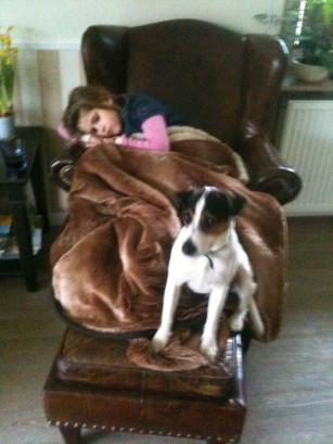 Kinder und Hunde - PaulinaWilli